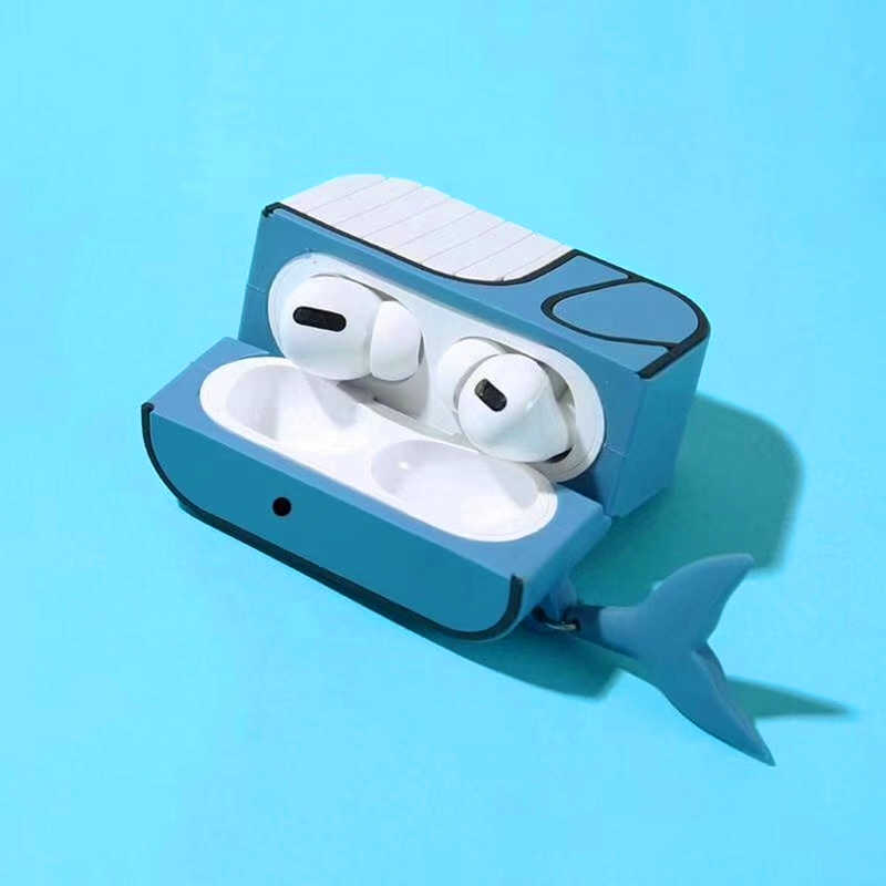 LoveRony 3D Silicone Case for AirPods Pro 48