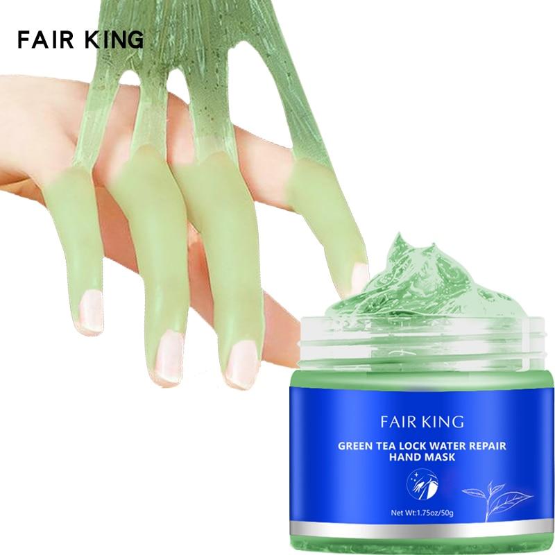 Whitening Anti-Aging Anti-Wrinkle Hand Mask Skin Care Lock Water Repair Calluses Hand Care Moisturizing Exfoliating Hand Cream