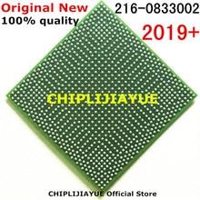 1 10 pces dc2019 + 100% novo 216 0833002 216 0833002 ic chips bga chipset
