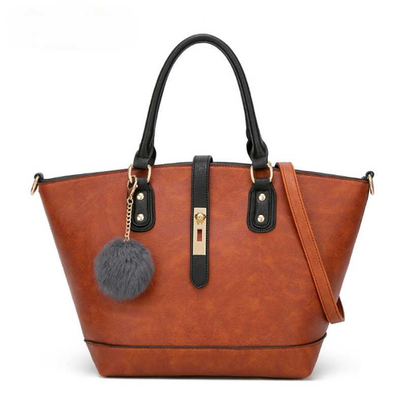 Дизайнерские женские сумки, женская сумка, однотонные Сумки из искусственной кожи, винтажные сумки, женская Портативная сумка на плечо, Офисная Женская сумка-хобо