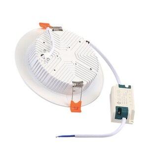 Image 4 - Đèn LED Âm Trần Downlight 3W 5W 7W 9W 12W 15W 18W 24W 30W AC 220V Không Thấm Nước Đèn Ốp Trần Trắng Ấm Lạnh Trắng Đèn Led Chiếu Điểm
