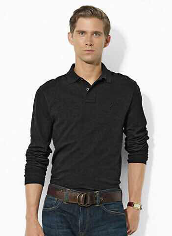 hombre small pony <font><b>polo</b></font> top Men long sleeve Casual <font><b>Shirt</b></font> camisa embroidered homme <font><b>usa</b></font> classic fashion <font><b>polo</b></font> high qualit masculine image