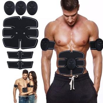 Unisex Muscle Stimulator Slimming Fat Burning Abs Muscle Trainer Electrostimulator Muscular Exercise Home Gym Equipment electric training machine abdominal arm muscle trainer usb rechargeable electrostimulator muscular exercise gym equipment home