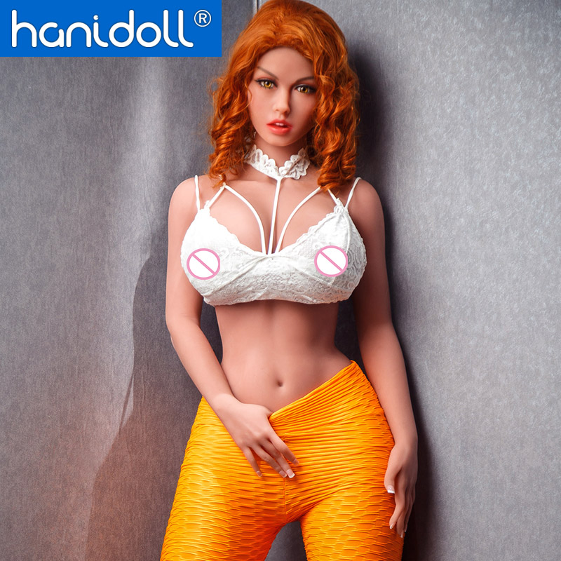 Hanidoll Silicone Sex Dolls 162cm Sex Doll Realistic Love Doll Male Lifelike Big Boobs Ass Sex Doll Adult Sex Toys For Men Fat
