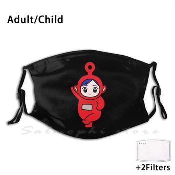 Teletubbies Wheein Adult Kids Anti Dust Filter Diy Mask K Pop Korea Korean Pop Mamamoo Idol Kidol Moomoo Moomoos Wheein Jung