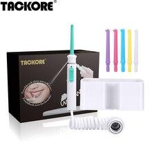 蛇口オーラル洗浄器ウォータージェットフロッサ歯科洗浄器口腔洗浄器灌漑歯科マウスウォッシュ歯のマシン