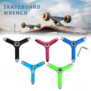 Wrench Roller Skateboard Y-Shape-Tool Portable Multifunctional-Accessory with L-Type