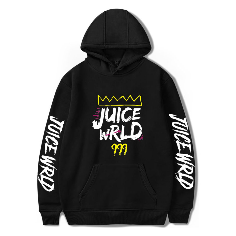 Rapper Juice Wrld  Hip Hop Print Hooded Sweatshirt Women/Men Clothes Hot Sale Hoodies Sweatshirt Plus Size 4xl