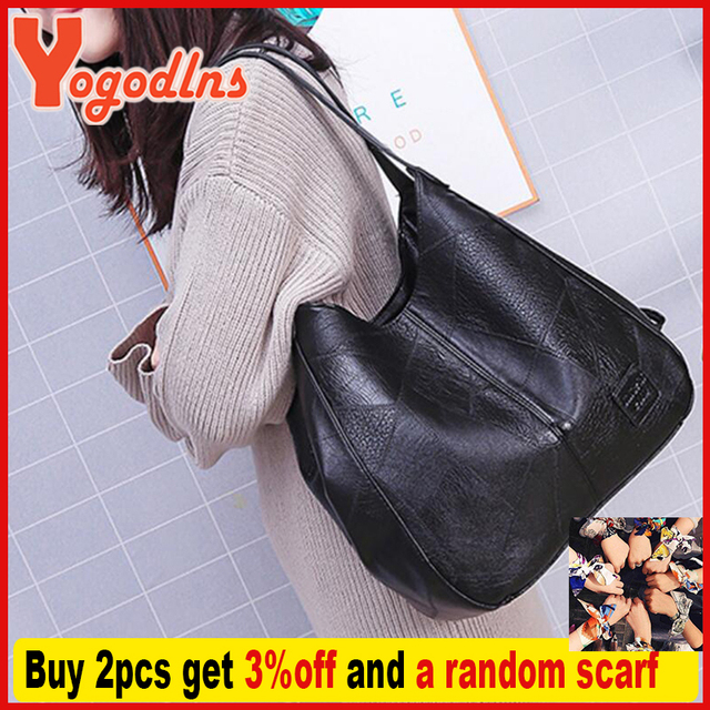 Yogodlns bolsa de mão feminina do vintage designers bolsas de luxo bolsas de ombro feminino sacos de alça superior bolsas de marca de moda 2