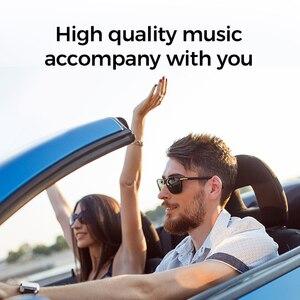 Image 4 - Joyroom Fast Car Charger FM Transmitter Modulator Bluetooth 5.0 Handsfree Car Kit Audio MP3 Player With QC3.0 Dual USB Adapter