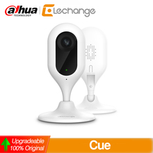 Dahua Lechagne IPC C12 queue de IPC C22 1MP 2MP sans fil Mini caméra intégrée micro fente pour carte SD vision nocturne infrarouge caméra IP Wifi