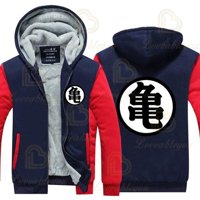 Фото японское пальто с аниме толстовка уличные куртки зимняя теплая