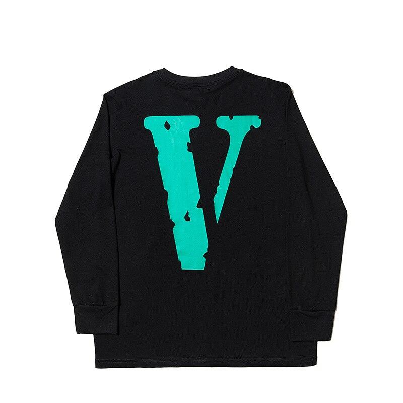 VLONE Friends Streetwear  Cotton  Hoodies 4