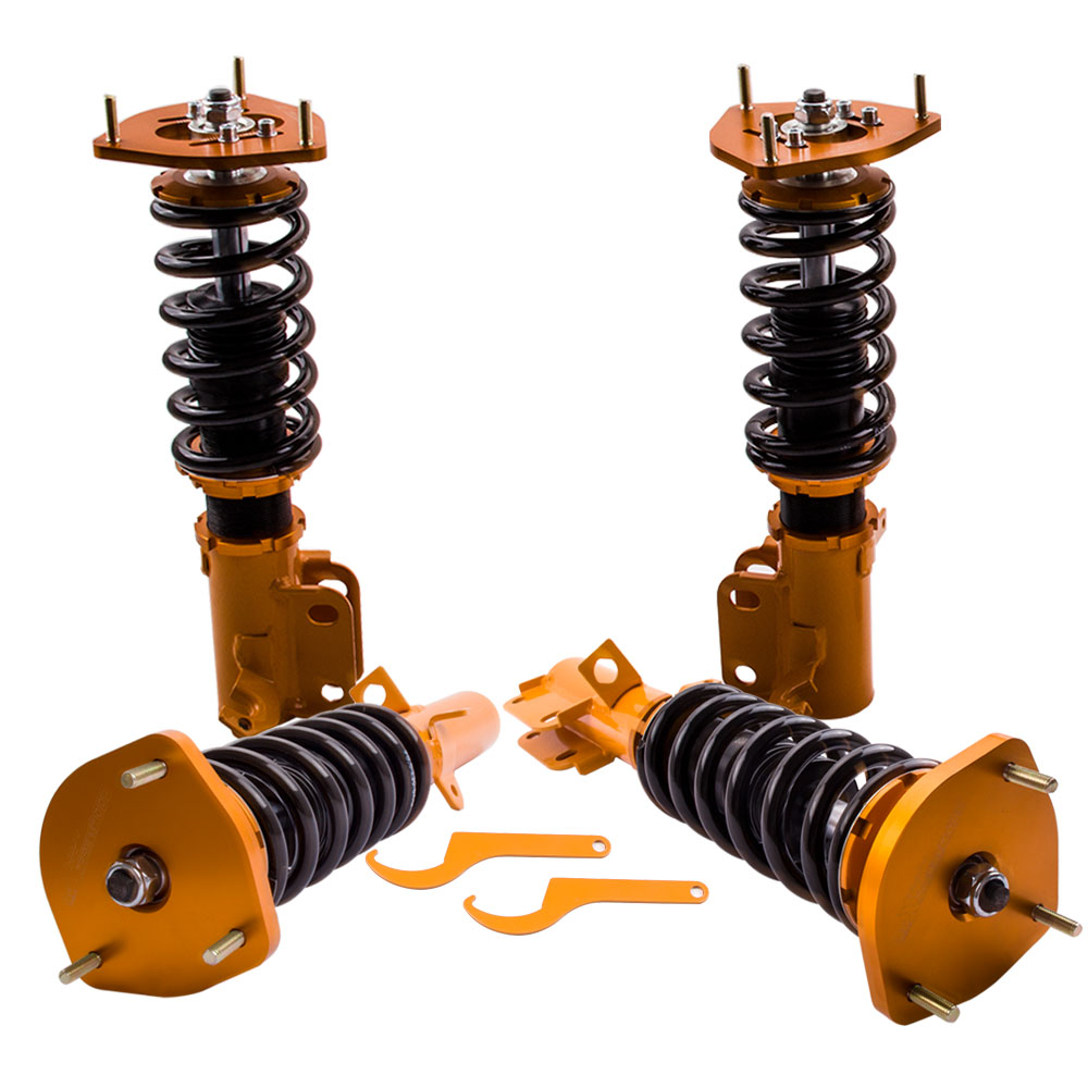 Coilovers Suspension for <font><b>Toyota</b></font> <font><b>Corolla</b></font> Levin E100 E110 AE100 AE92 <font><b>AE101</b></font> AE111 1987-2000 Spring Struts image