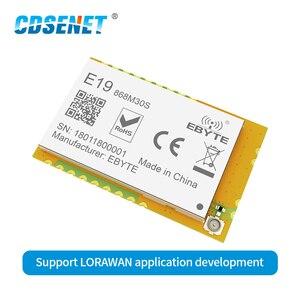 Image 2 - 1pc lora 868 mhz sx1276 1w módulo rf E19 868M30S iot spi longa distância 868 mhz sem fio rf transmissor receptor para arduino circuito