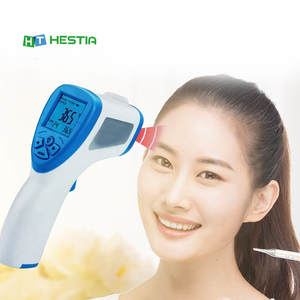 Digital-Thermometer Infrared Non-Contact Forehead Lcd-Backlight In-Stock Baby Adult