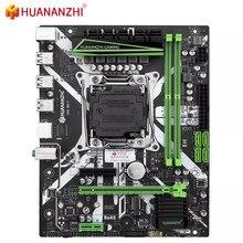 HUANANZHI X99 8M F X99 Материнская плата Intel XEON E5 X99 LGA2011-3 все серии DDR4 RECC NON-ECC память NVME USB3.0 SATA