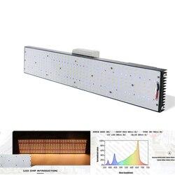 2019 más nuevo Dimmable 400 Samsung lm301b 3000K 3500K 660nm rojo quantum tech led tablero 240W Led crece la luz de espectro completo