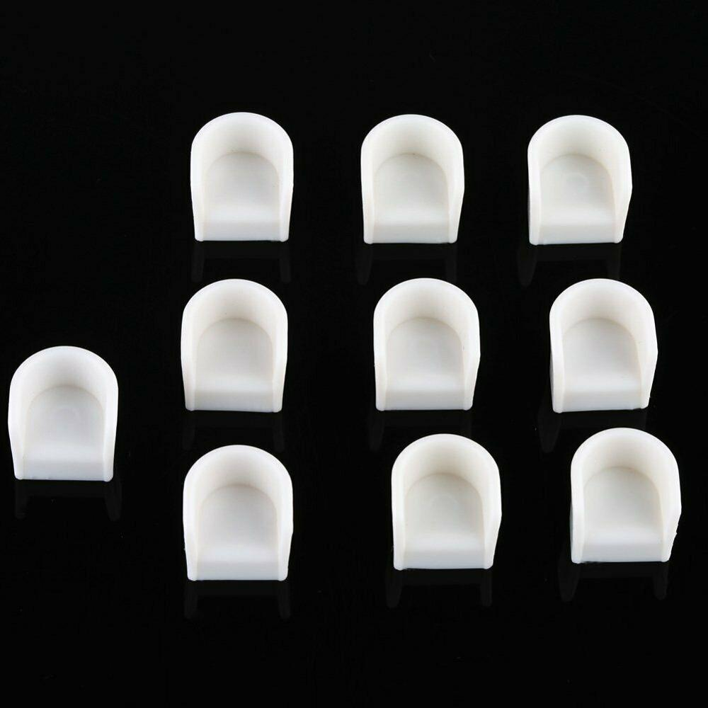 10pcs Round Chair 1:50 O Scale DIY Dollhouse Architecture <font><b>Furniture</b></font> <font><b>1/50</b></font> New image