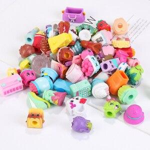 Никаких повторов для детей возрастом от 5 до 10 шт. миниатюрный Shopkines Фруктовые Куклы Фигурки для Семья Детский Рождественский подарок игрушки смешанные сезоны|Игровые фигурки и трансформеры|   | АлиЭкспресс
