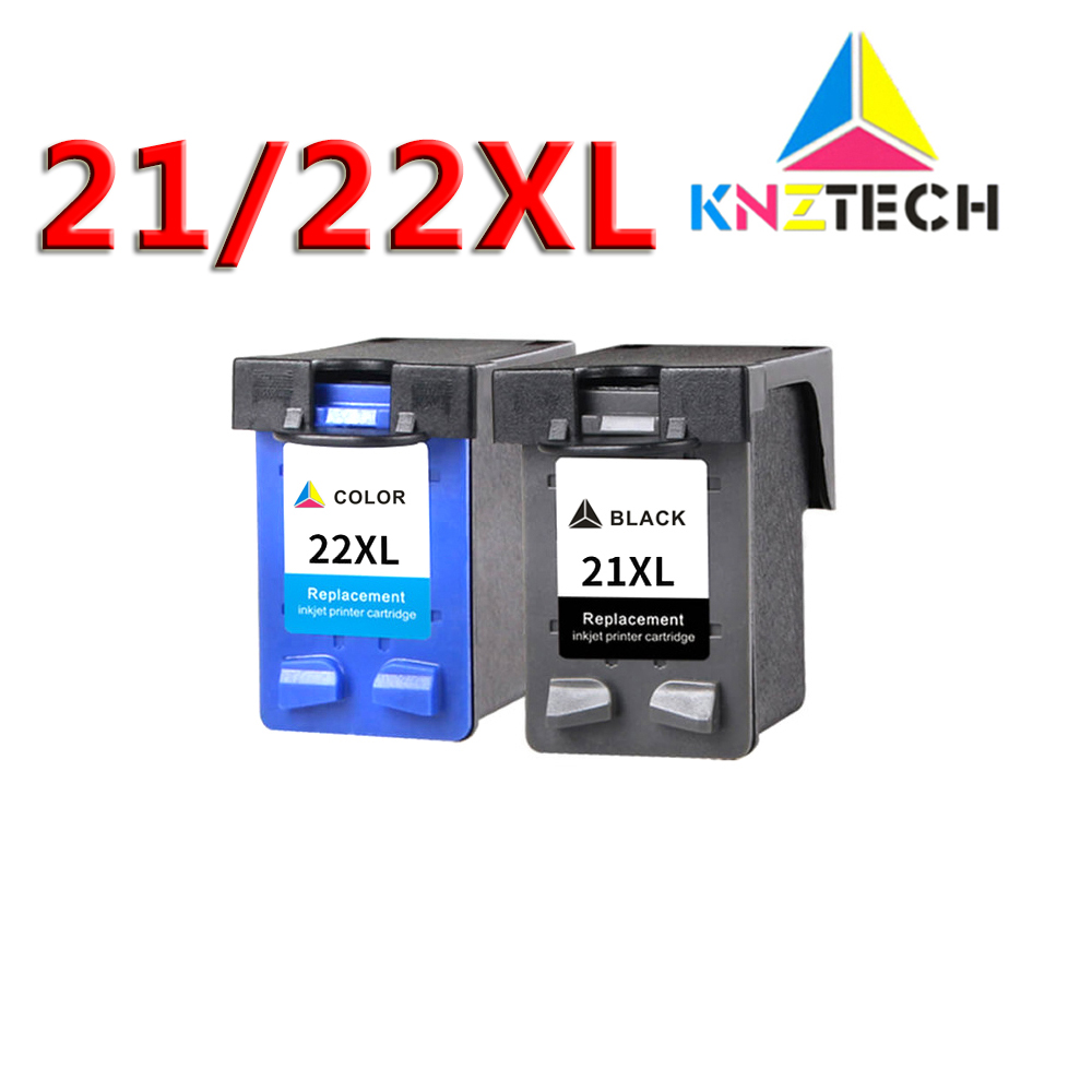 21XL 22 XL Ink Cartridge Compatible For Hp21 22 Compatible For HP21 22XL Deskjet F2180 F2280 F4180 F380 380 Printer