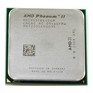 AMD Phenom II X4 955 3.2Ghz L3/6M Quad-Core cpu Processor Socket AM3 938pin HDZ955FBK4DGM / HDX955FBK4DGI / HDZ955FBK4DGI