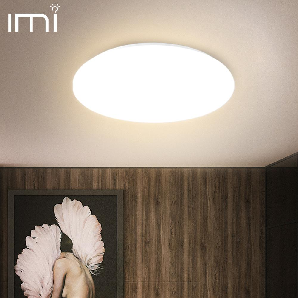 LED Modern Ceiling Light Surface Mounted Lamp Indoor Lighting Fixture Home Simple Decor Kitchen Bedroom Balcony Living Room 220V