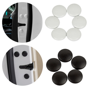 car 12Pcs Adhesive Cover Cap Door Lock Screw for Volvo ReCharge Heico Caresto T6 Toyota Infiniti V60 S60 XC60 image