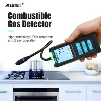 цена на MESTEK Gas Analyzer Combustible Gas Detector Handheld Carbon Monoxide Meter Portable CO Gas leak Detector Gas Monitor Tester