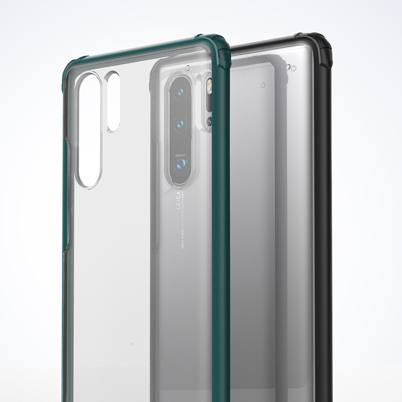 Soft TPU Shockproof Case For Huawei P30 Pro P30 Lite Protective Case For Huawei p30 Lite full protective case - 2