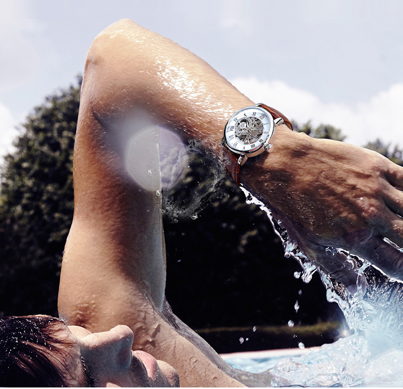 H3697822f242740d5a6c4e72c0dc37a04M Coupons Sale Men Watches Mechanical Hand Wind Luxury Top Brand ORKINA Skeleton Stainless Steel Bracelet Mesh Strap Men's Watches