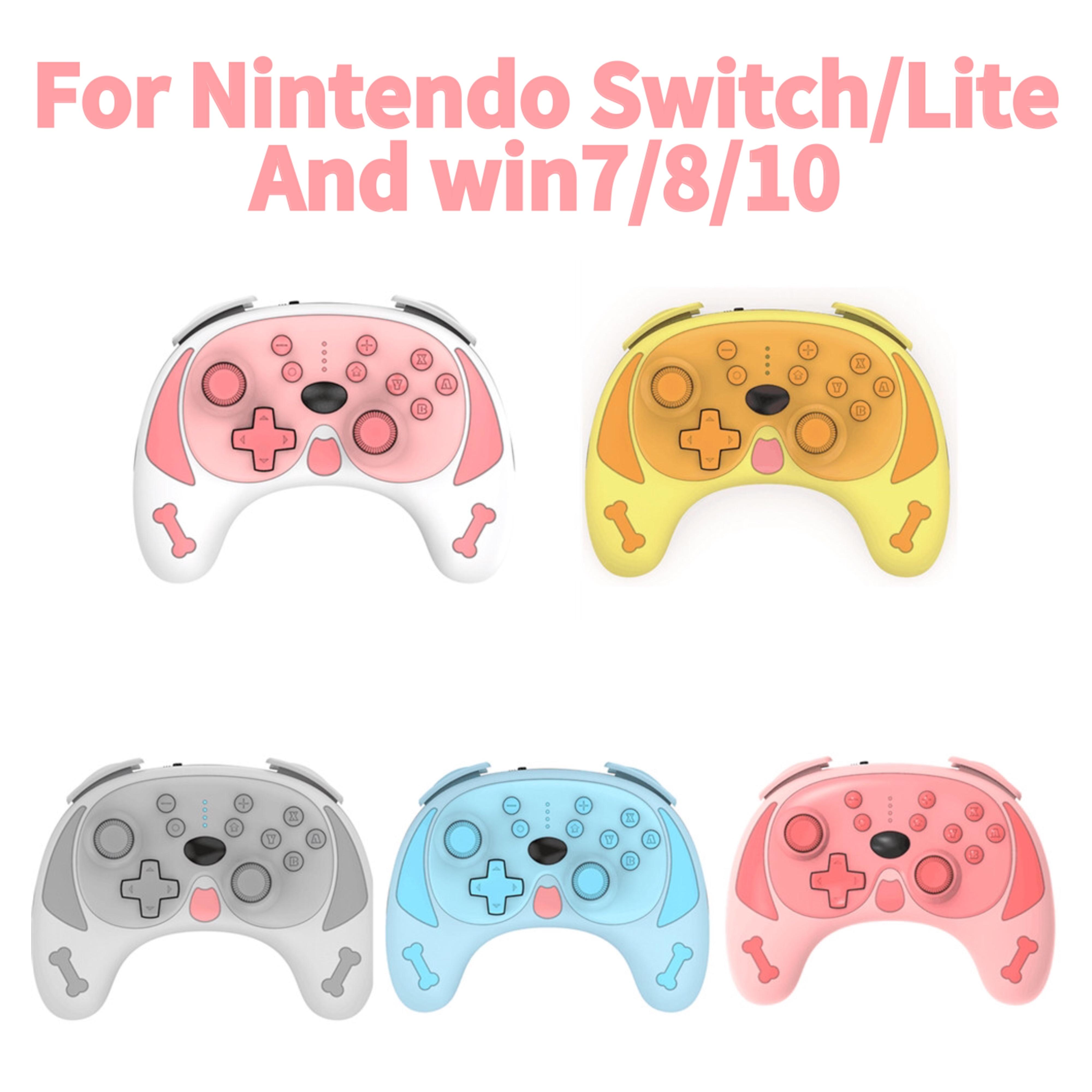 Bluetooth Wireless Controller Gamepad Joystick For Nintendo Switch /Switch Lite And PC Window7/8/10