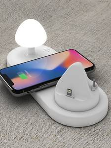 Station-Dock Stand Fast-Charger iPad Huawei Apple Quick-Charging Xiaomi Samsung Wireless