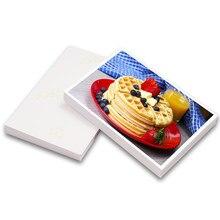 100 folhas 4r 4x6 brilhante impressora de impressão de papel fotográfico para impressoras a jato de tinta câmeras filmadoras arte fotografia suprimentos