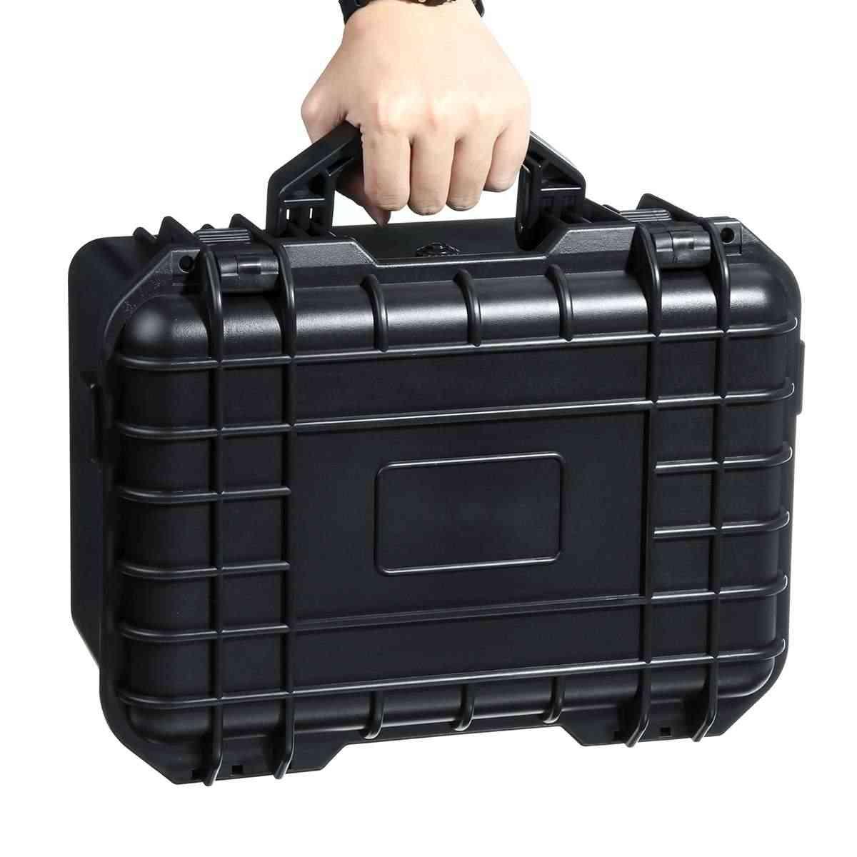 Водонепроницаемый защитный ящик для инструментов портативный герметичный инструмент коробка оборудование ударопрочный ящик для инструментов чемодан Контейнер для инструментов