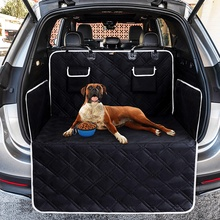 Car Trunk Dog Cushion Waterproof Dog Car Seat Covers View Mesh Pet Bed Cat Dog Carrier Backpack Mat For Pet Travel Seat Cover