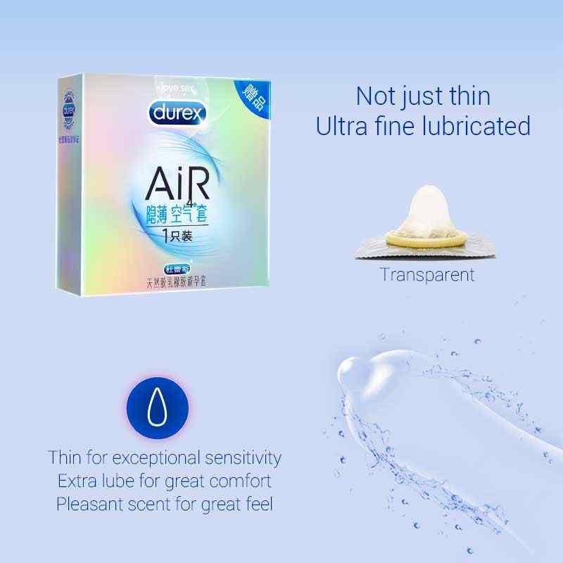 $2 Seckill Durex Air Kondom