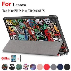Case For Lenovo Tab M10 FHD Plus TB-X606F TB-X606X 10.3