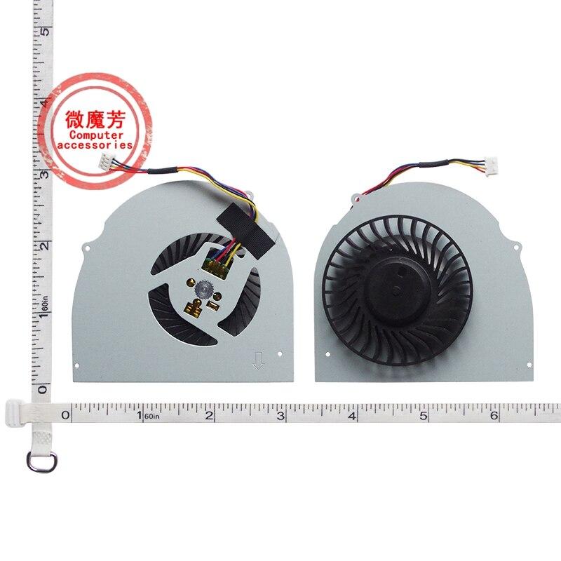 Новый кулер для охлаждения процессора ноутбука Latitude E6540 Precision M2800 072XRJ MG60120V1-C280-S9A