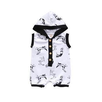 0-24M Baby Boy Romper Kids Clothes Newborn Cotton Bodysuit Baby Boys Jumpsuit One Piece Outfit Roupa de bebe