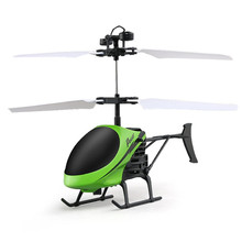Children Toys Flying Mini RC drone Infraed Induction Helicopter Aircraft Flashing Light Educational For Kids