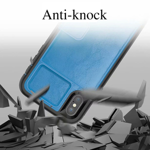Image 3 - SE 2020 Luxury Multifunction Wallet Case for IPhone 12 Mini 11 Pro Xs Max Xr X 8 7 6s Plus Card Leather Silicone Hard Back Cover