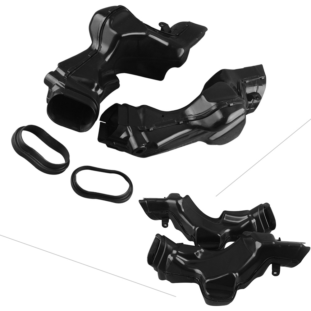 2Pcs Motorbike Ram Air Intake Tube Duct Fairing Kit For <font><b>Suzuki</b></font> <font><b>GSXR1000</b></font> 2007 2008 <font><b>K7</b></font> GSXR 1000 image
