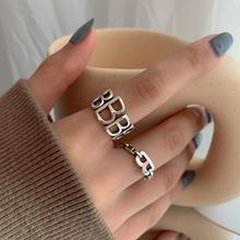 Opening Rings Fine-Jewelry Index-Finger 925-Sterling-Silver Women Luxury B Party