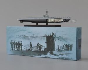 Diecast Metal U-Boat Military Model Toy 1:350 German U26 -1940 Submarine Miniature Replica Collection