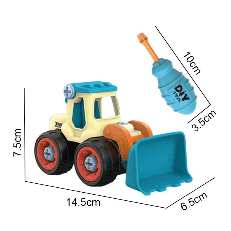 DIY Truck Engineering Toys 13