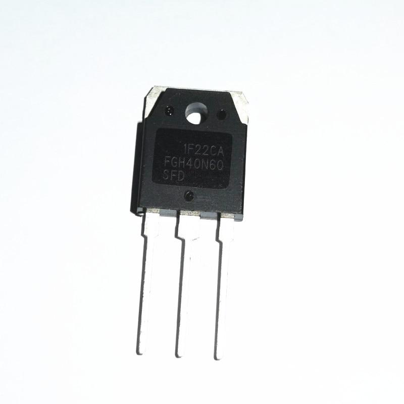 5 unids/lote FGH40N60SFD FGH40N60 40N60 a-247 en Stock