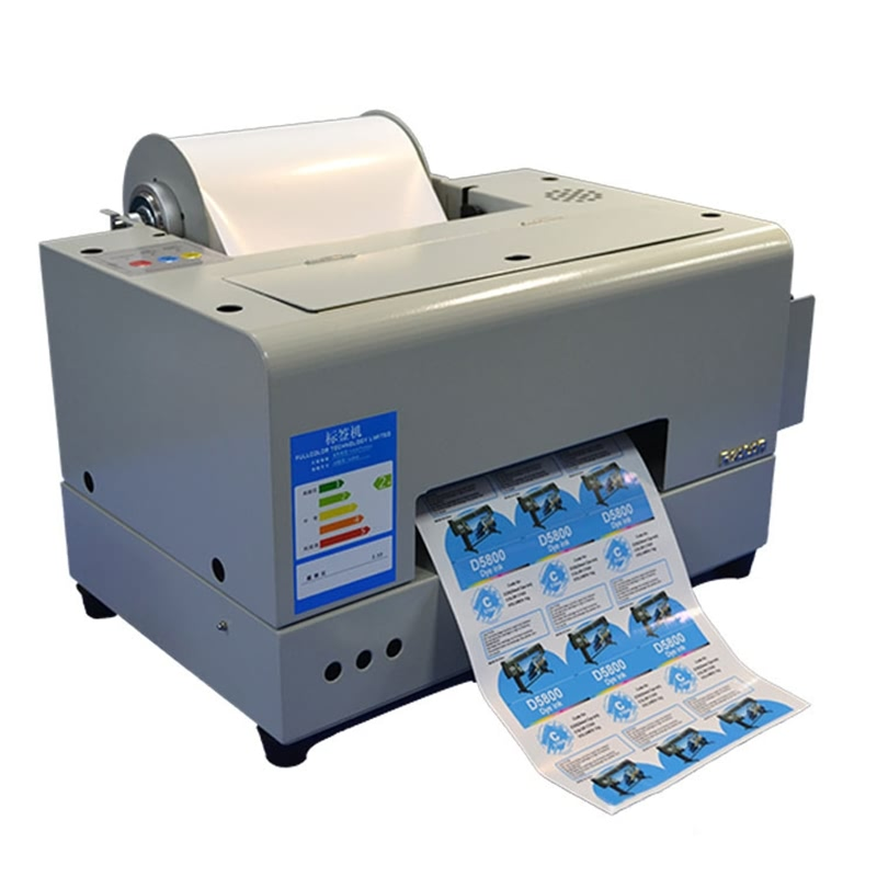Digitale Inkjet Label Druckmaschine Label Drucker A4 aufkleber sublimation label drucker