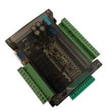 Le3u fx3u 24mr 6ad 2da 고속 plc 산업용 제어 보드, 485 통신 및 rtc 케이블 없음