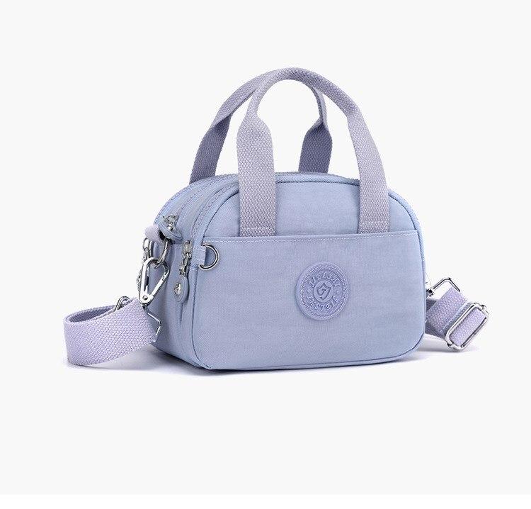 Multi Pocket Large Capacity Crossbody Bag